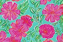 Lilly Pulitzer / by Megan Carruth