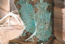 Boots were made for walkin / by Cindi Stewart