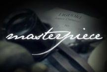 Masterpiece / La creatività del nostro atelier si esprime con pezzi unici estemporanei: pietre particolari, forme ardite, accostamenti unici misurano il senso artistico dei nostri orafi, regalando ai fortunati possessori l'emozione dell'opera unica.