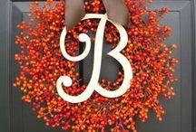 Fall/Autumn / by Jenni S