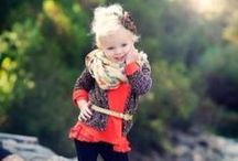 Kiddos Fashion / by Olivia Becker