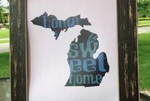 Michigan / by Anne Goodrich