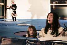 Chikako Watanabe / Chikako Watanabe en Museum De Paviljoens werken al lange tijd samen. In 2003 deed ze mee aan de tentoonstelling Black My Story (12 april - 17 augustus 2003). Tijdens SITUATIES / Laboratorium Flevoland (23 april - 23 oktober 2005) ontwikkelde zij haar spel Stadsboerderij Sugoroku (2005), dit werk is sindsdien opgenomen in de collectie van Museum De Paviljoens. In 2007 vond haar performance Tide plaats en in 2012 maakte haar werk Island Tracing (Schokland-Sakushima) deel uit van Mapping Flevoland.