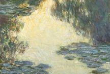 Art ~ Monet / by Cindy Friedlander
