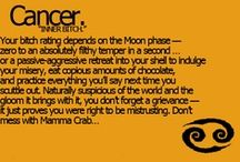 Cancer / by Olivia Becker