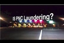 Is PNC Laundering of top Syrian money keeping war going? Pease REPIN to Expose them / Follow the money, you will get answers. Many top Syrians stole their country's wealth and brought it to USA banks.  I have a completely documented Money laundering transaction for huge $$$ at PNC Bank, PNC Branch, PNC Check and when I blew the whistle, PNC started FORECLOSING on a fully up to date loan. Please help me, as I am asking the justice department and congress to help return Syria's money to Syrians so we can stop the war!