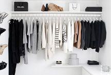 Denmark- Master Closet / Simple. White. Clean.