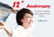 12th years anniversary