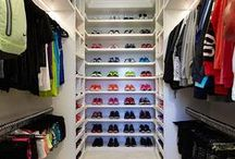 Celebrity Homes & Closets / See inside the beautiful homes of your favorite celebrities! (Wait until you see these closets!)
