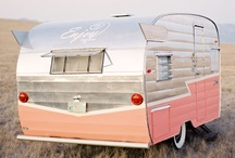 Groovy Vehicles & Campers / by Precious Style