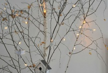 love branch at home / by - SAND -