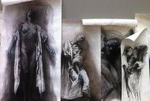 perso museum : la glanerie / Si j'avais une galerie... / by - SAND -