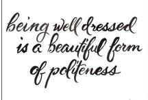 Wise Words / by Melanie Cafazza