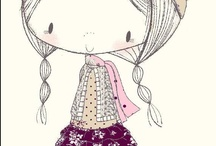 ilustraciones1 / by Irene Sanz