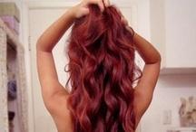 Hair / by Amina McCabe