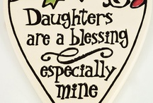 Letters To My Daughter's