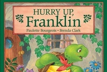 Franklin the Turtle Books / by Kids Can Press