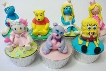 Designer Cupcakes / by Cheryl Box