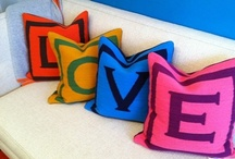 Pillows all Around Me  / by Cheryl Box