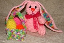 Crochet Easter Gifts / by Cheryl Box