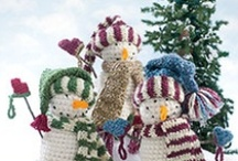 Crochet Christmas Joy / by Cheryl Box