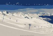 Neige - Snow Serre Chevalier