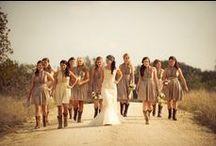 Weddings / by Christine Ashley Morrow