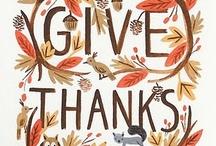 Thanksgiving / by Melissa G. Shepherd