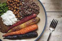Nosh / Lunch, Dinner, and Snacks I'll likely never make / by Melissa G. Shepherd
