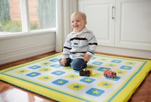 On The Gro - Kush-ee® Mats  / Suitable for Ages: 0+ /  Dimensions of mat - 120 x 120 x 2.5cms /  Mat is self-inflating & waterproof / Lightweight (weighs less than 1kg) / Soft-cushioning / Compact & portable / Highly durable / Fabric cover is machine washable