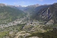 Les Alpes du sud / Les départements des Hautes Alpes et des Alpes de Haute Provence