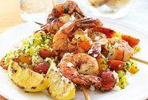 Shrimp & Sea Foods / by Cheryl Box