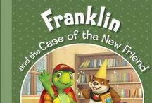 Franklin's Back! / Releases of our Franklin the Turtle series, both classic Franklin stories and Franklin and Friends books / by Kids Can Press