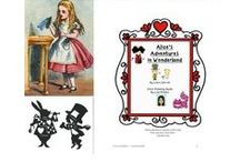 Alice in Wonderland-ideas for the classroom