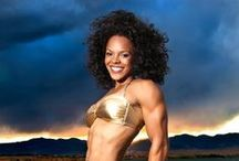 Women of Color in Fitness / by Maria James