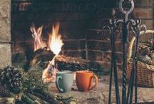 Winter / Ideal ways to keep warm in your home this winter without turning up the heating. www.idealhomeshowshop.co.uk