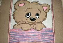 Crochet Graphs In Lines / by Cheryl Box