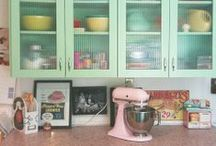 Retro Style / Add some character to your home with these retro stylings available from > http://www.idealhomeshowshop.co.uk/kitchen-products/kitchen-storage