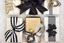 gift presentation. / by Amanda Data