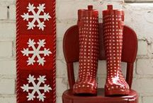 Red Rudolph / Red colorings inspired our Christmas collection http://www.idealhomeshowshop.co.uk/editors-picks/christmas-decorations?p=2