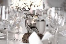 Contemporary Christmas / Create an ultra-modern Christmas with our favourite contemporary-chic looks