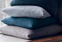 Winter Home / Warm up your home for the winter with our favourite seasonal looks http://www.idealhomeshowshop.co.uk/