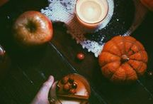 carvings and cider. / by Amanda Data