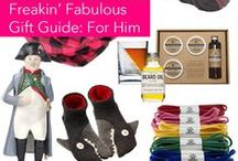 Freakin' Fabulous Gift Guide: For Him / by Clinton Kelly