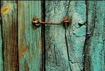 Painted Doors / by Sandra Anderson