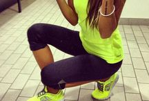 Workouts & health / by Danielle Petersen