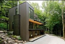 Cool Homes / by Marissa Garcia