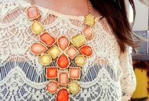Jewelry / by Megan Arnone