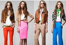 Fashionable Ladies / by Megan Arnone