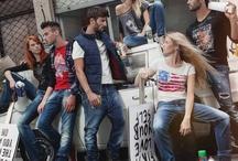 EDWARD Jeans Collection, A/W 2012-13 / EDWARD Jeans Demonstration!
